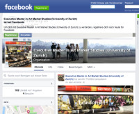 UZH Art Market Studies facebook