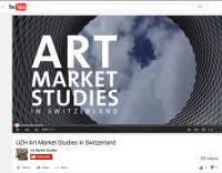 UZH Art Market Studies on YouTube